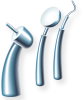 Dental equipment icon